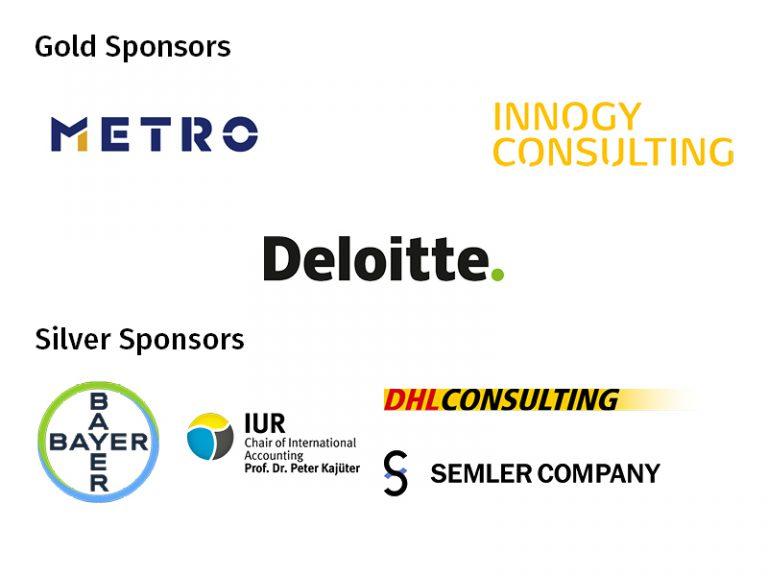 Sponsors of UMC 2019